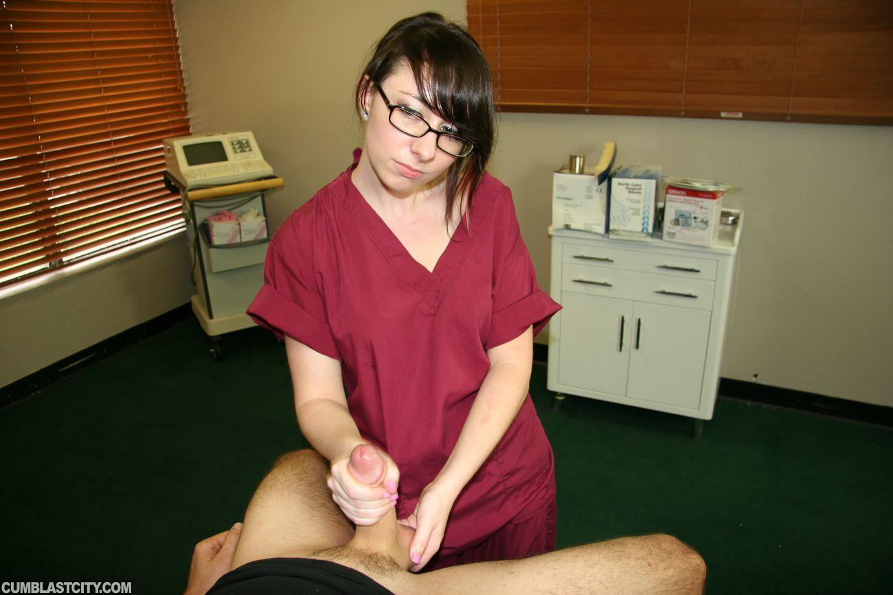 Big Tit Nurse Fucks Patient
