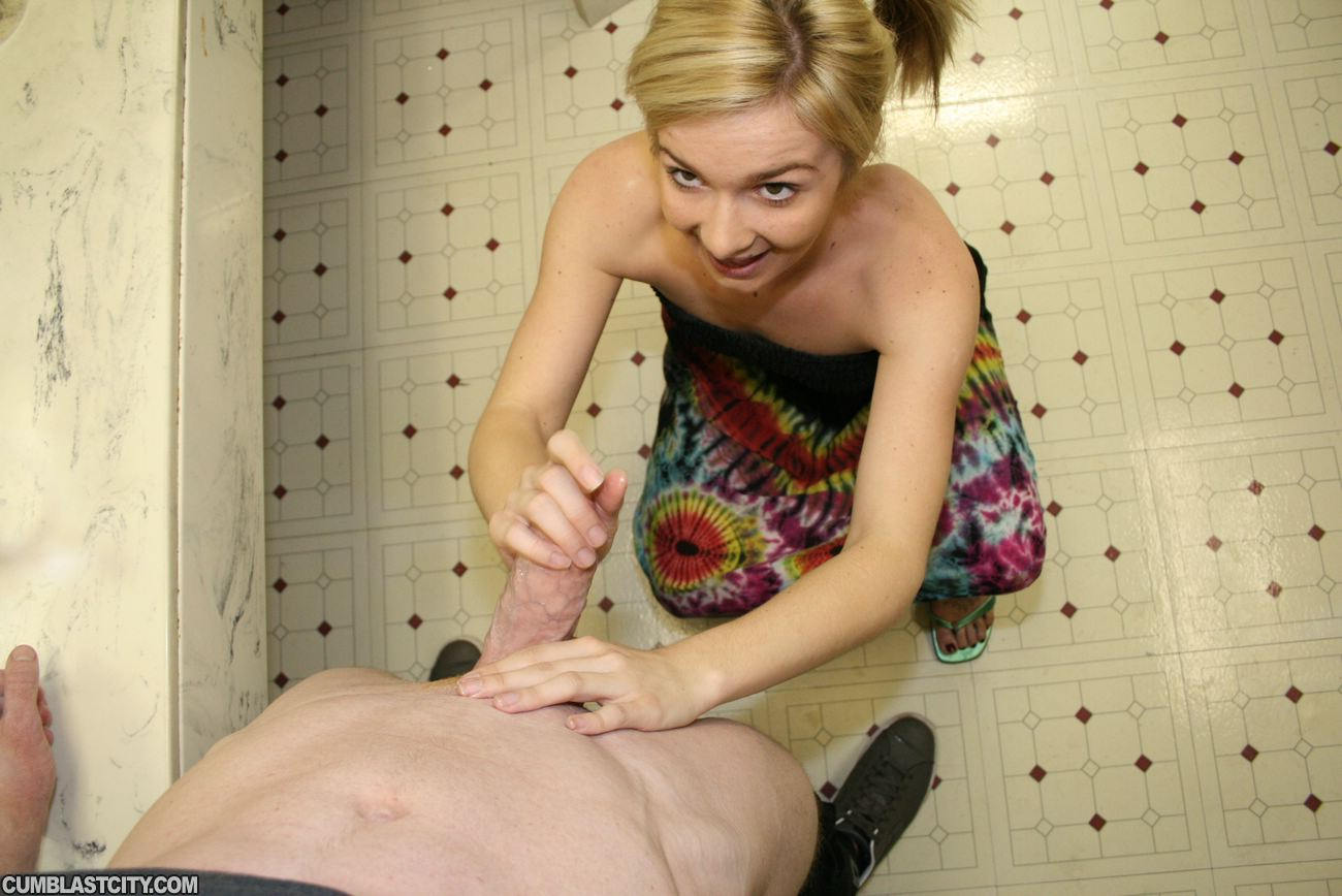 Fully clothed handjob pics, female object insertion