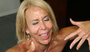 Erica Lauren creamed