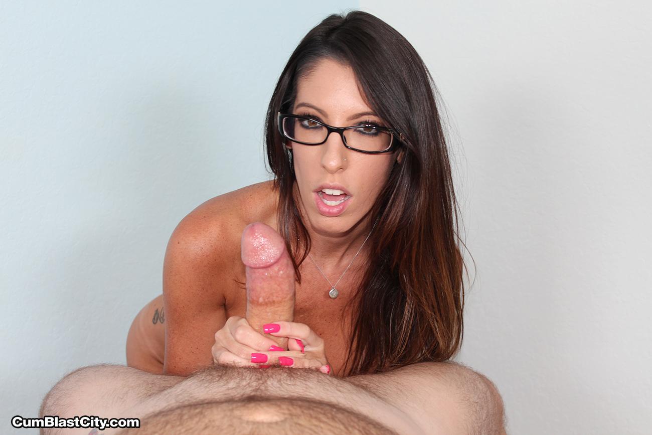 Horny black girl orgasm