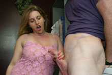 Teen Raina Makes It Rain By  Gets A Huge Cum Blast - Picture 4