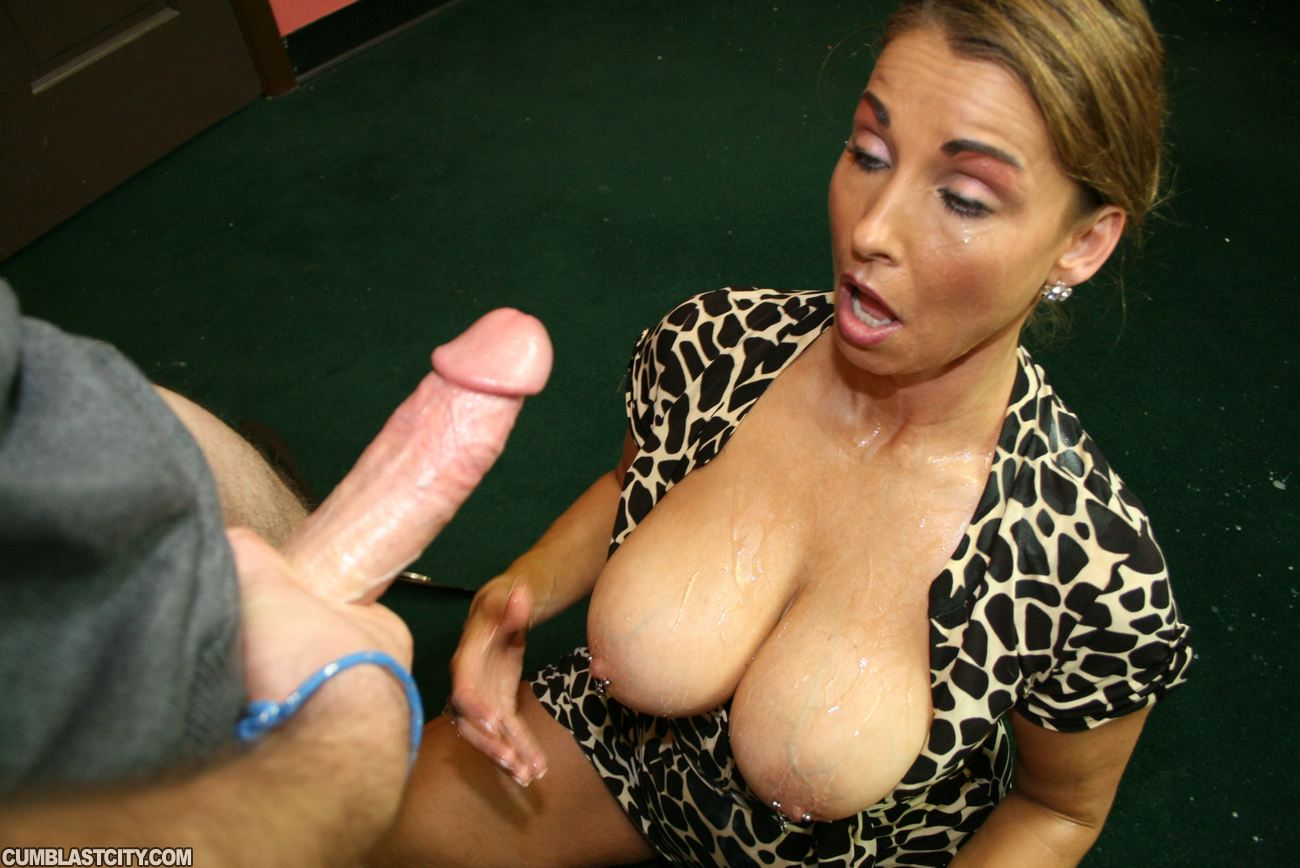 Stacie Starr, Joey Is Having A Big Problem - Huge Facial -3786
