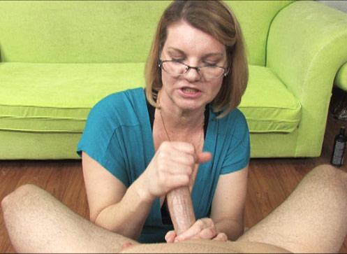Spank butt spread cheeks