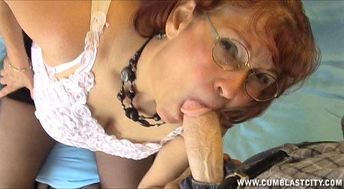 Granny gloryhole porn compilation very