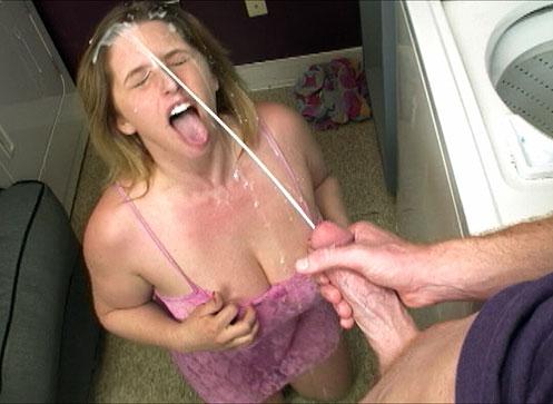 3 Cumshot Movies - Teen Raina makes it rain by  gets a huge cum blast