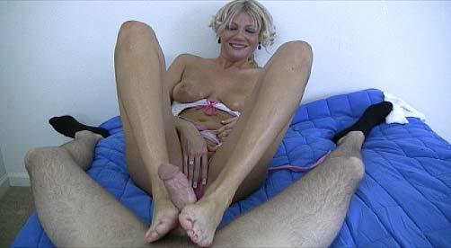 Amateur Feet Fuck